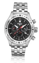 Traser Aviator Jungmann Chronograph w/ Sapphire Crystal T5302.253.4P.11