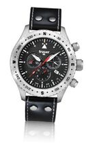 Traser Aviator Jungmann Chronograph w/ Sapphire Crystal T5302.753.4P.11