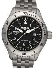 Traser H3 Aviator Bücker Automatic Titan Limited Edition