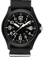 Traser Black PVD Steel Case on NATO Strap P6704.410.i2.01.1