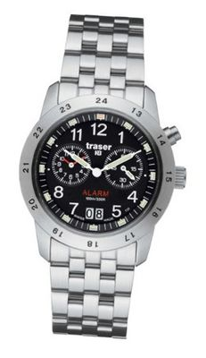 Traser Classic Stainless Steel (T4002.259.32.01)