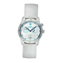Traser H3 Ladyline Sporty Alarm White Edition