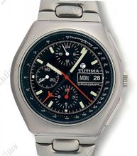 Tutima Military-Line Military Air Force Chronograph T
