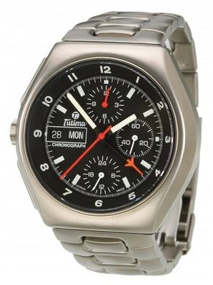 Tutima Military-Line Military Fliegerchronograph T