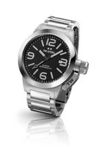 TW Steel Canteen 40mm Black Dial Stainless Steel Unisex TW300
