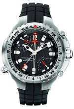 TX 770 Series Titanium Flyback Chronograph Dual-Time Zone #T3C061