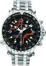 TX T3B901 730 Series Classic Fly-back Chronograph Dual-Time Zone