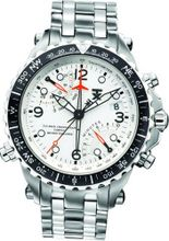 TX T3B911 730 Series Classic Fly-back Chronograph Dual-Time Zone