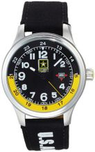 US Army CAV - 912 Cavalry Velocity Stainless Steel