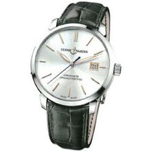 New Ulysse Nardin San Marco Silver Dial Automatic 8153-111-2/90