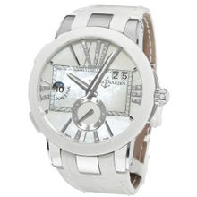 Ulysse Nardin 24310/391 Executive Dual Time Mother of Pearl Diamond Dial