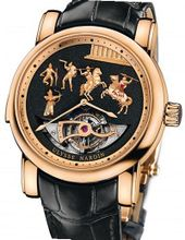 Ulysse Nardin Complications Alexander the Great Minute Repeater Westminster Carillon Tourbillon Jaquemarts