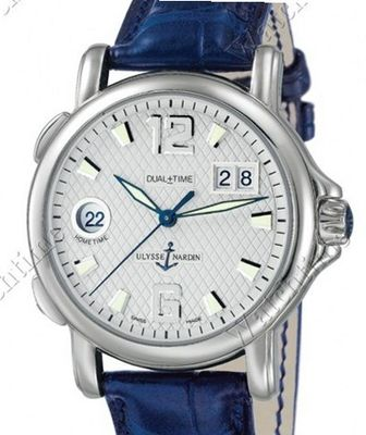 Ulysse Nardin Dual Time GMT ± Big Date
