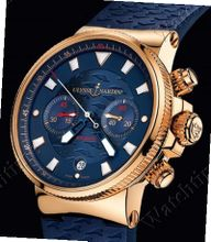 Ulysse Nardin Marine Collection Blue Seal (Maxi Marine Chronograph)