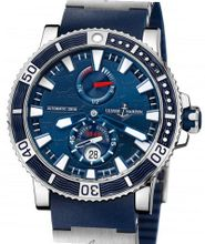Ulysse Nardin Marine Collection Hammerhead Shark Diver Titanium