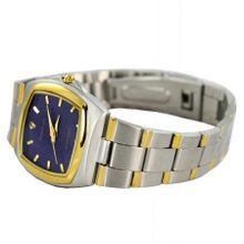 Charlie Jill  in Blue Dial Stainless Steel Bracelet , Perfect Gift Idea