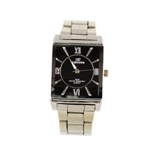 Fortune 'London' WAT1107MBK Black Face Analog  for Gift, Apparel