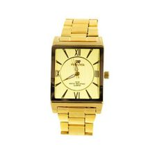 Fortune 'London' WAT1107MGD Gold Face Analog  for Gift, Apparel
