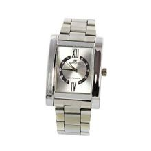 Fortune 'Louis' WAT0961MSVR-O Exclusive Brushed Stainless Steel Silver Face  for Gift, Apparel