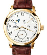 Union Glashütte Julius Bergter Edition Power reserve