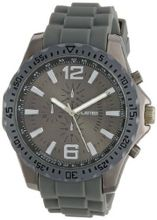 UNLISTED WATCHES UL1218 City Streets Triple Grey Case Strap Analog