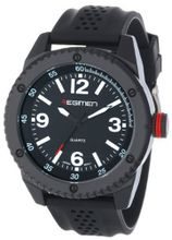 USMC Regimen RW1022 Black Analog with Black Dial and White Markings