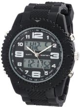 USMC Regimen RW1050 Black Analog-Digital Chronograph