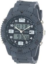 USMC Regimen RW1051 Gray Analog-Digital Chronograph