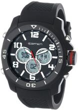 USMC Regimen RW1070 Black Analog-Digital Chronograph
