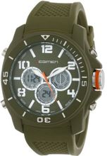 USMC Regimen RW1071 Green Analog-Digital Chronograph