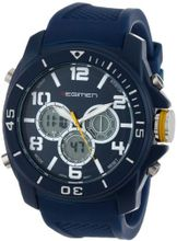 USMC Regimen RW1072 Blue Analog-Digital Chronograph