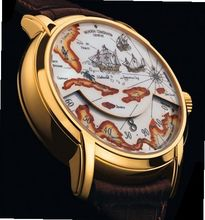 "Vacheron Constantin Mètiers d Great Explorers Christoph Kolumbus""-Expedition"