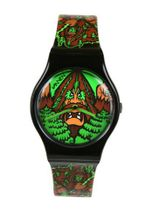 uVannen Watches Vannen Limited Bigfoot Artist Series (100,000 Years)
