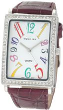 Vernier VNR1031 Rectangular Crystal Quartz