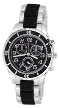 Vernier VNR11002 Round Glossy Chrono-Look Fashion