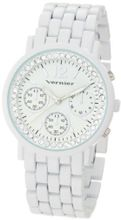 Vernier VNR11006 Crystal Bezel Chrono-Look Fashion