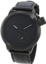 Vestal CTN3L02 Canteen All Black with Charcoal Enamel Crown