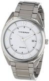 Viceroy 46511-05 Visept12 Round Stainless Steel White Dial Date