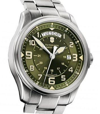 Victorinox Swiss Army Classic/Infantry Infantry Vintage Mecha Day+Date