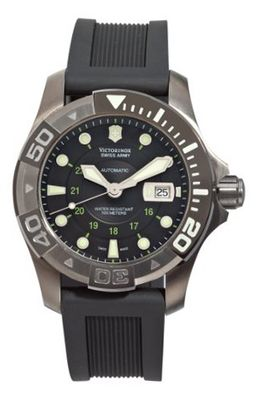 Victorinox Swiss Army 241355 Dive Master Black Dial