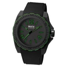 Mans RELOJ WATX&COLORS BLACKOUT JUNGLE RWA1800
