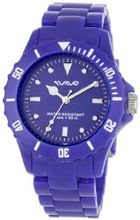Wave Gear WG-OC-BL Blue Ocean with Color Matched Polycarbonate Strap