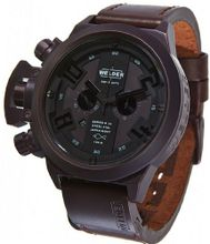 Welder by U-boat K24 Chronograph Brown Ion-Plated Steel Strap Calendar K24-3310