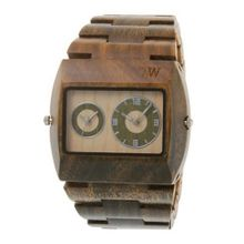 Wewood Limited Edition Jupiter Army Dual Movement Wooden