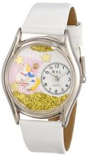 uWhimsical Watches Whimsical es S0420006 Carousel Lavender Leather