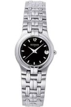 Black Dial Astor Stainless Steel