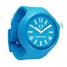 uWize and Ope Wize & Ope Unisex Jumbo Shuttle Analogue JB-SH-8 with Turquoise Dial