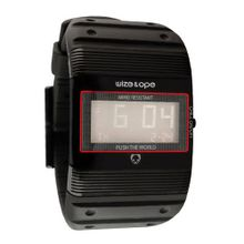 uWize and Ope Wize & Ope Unisex Seventy Seven Digital WO-77-5 with Black Dial and Touch Screen