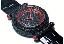 Bling Black and Red for  and