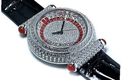 Ruby Red Bling for  and